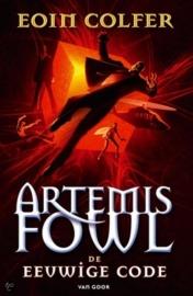Artemis Fowl, De Eeuwige Code, Eoin Colfer