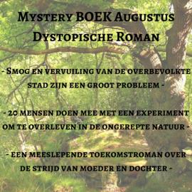 Mystery BOEK Augustus - Dystopische Roman