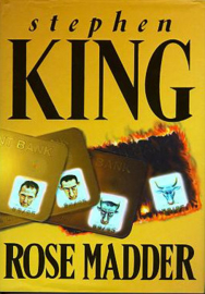 Rose Madder, Stephen King