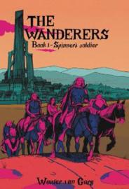 The Wanderers, book 1, Wouter van Gorp