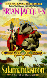 Red Wall, book 5, Brian Jacques