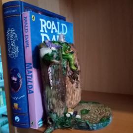 Magisch Boekig Deurtje - Bookworm & Dragon