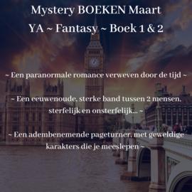 AnderWereld Mystery Boekenbox Nieuw!