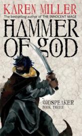 Godspeaker, book 3, Karen Miller
