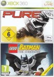 Pure & Lego Batman