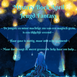 Mystery Boek April ~Jeugd Fantasy