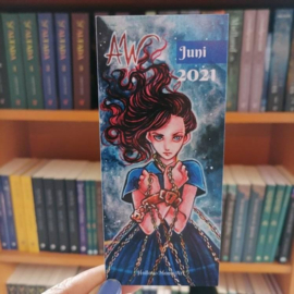 AnderWereld Mystery Box Boekenlegger Juni 2021