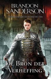 De Nevelmensen trilogie, boek 2, Brandon Sanderson