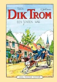 Toen Dik Trom een jongen was, C. Joh. Kieviet