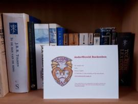 AnderWereld Boekenbon € 10,- t/m €50,-
