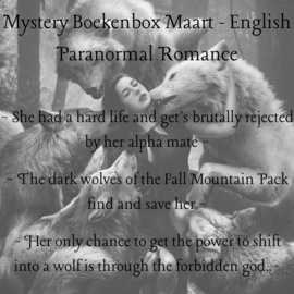 Mystery Boekenbox Maart- English Paranormal Romance