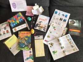 Mystery Box Maart- 'Hoera ik leer/kan lezen!' - 1