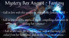 Mystery Box August ~ Fantasy