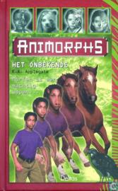 Animorphs, deel 14, K.A. Applegate