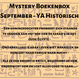 Mystery Boekenbox September -  YA Historisch