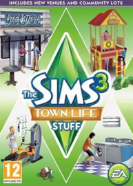 De Sims 3: Buurtleven Accessoires - PC