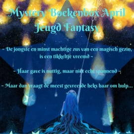 Meer over: Mystery Box April ~ Jeugd Fantasy