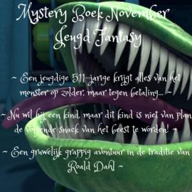 Mystery BOEK November ~ Jeugd Fantasy