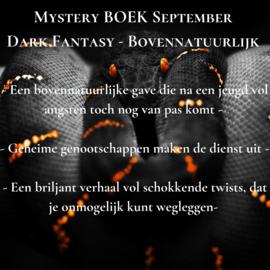 Mystery Boek September - Dark Fantasy ~ Bovennatuurlijk