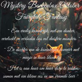 Mystery Boekenbox Oktober ~ Fairytale Fantasy