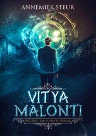 Recensie 'Vitya Malonti' door  Annemiek Steur
