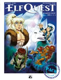ElfQuest, de laatste tocht Collector Pack 1-3, Wendy & Richard Pini