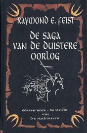 De Saga van de Duistere Oorlog, boek 1, Raymond E. Feist