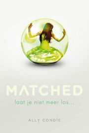 Matched, boek 1, Ally Condie