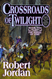 The Wheel of Time, book 10, Robert Jordan