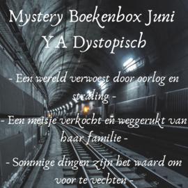 Mystery Boekenbox Juni - YA Dystopisch