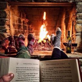 Winter Bucketlist: 'Bookish-style'