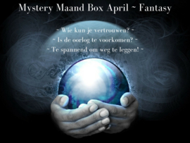 Mystery Box April - Fantasy