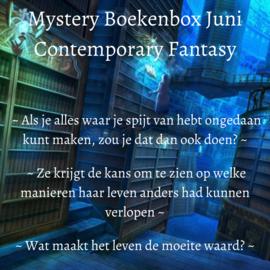 Mystery Boekenbox Juni - Contemporary Fantasy