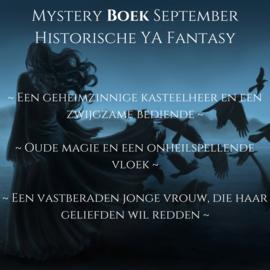 Mystery Boek September ~ Historische YA Fantasy