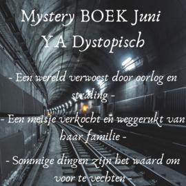 Mystery BOEK Juni - YA Dystopisch