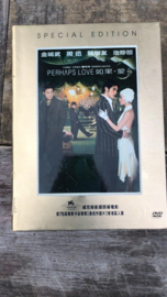 Perhaps Love, limited golden edition Dvd Boxset, Peter Chan