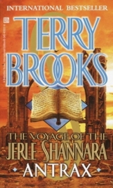 The Voyage of the Jerle Shannara, book 2, Terry Brooks