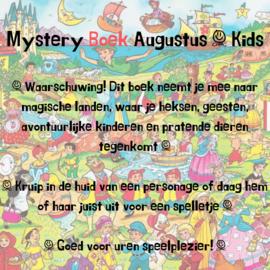 Mystery Boek Augustus ~ Kids