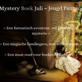 Mystery Boek Juli ~ Jeugd Fantasy