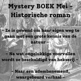 Mystery BOEK Mei - Historische roman
