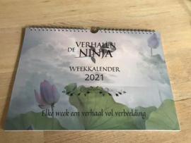 De Verhalen Ninja Weekkalender 2021, Ninja Paap-Luijten