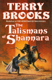 The Heritage of Shannara, book 4, Terry Brooks