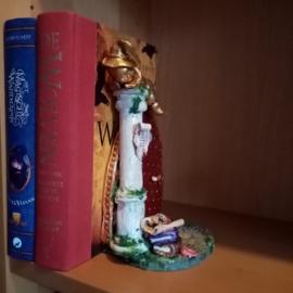 Magisch Boekig Deurtje - Gouden Boekenwurm