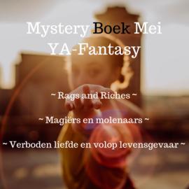 Mystery Boek Mei - YA Fantasy