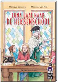 Luna gaat naar de heksenschool, Monique Berndes & Melchior van Rijn