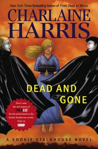 Sookie Stackhouse, book 9, Charlaine Harris