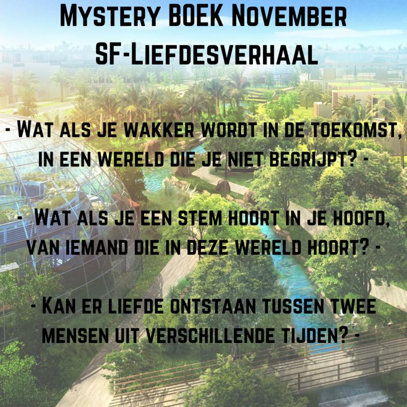 Mystery BOEK November - SF Liefdesverhaal