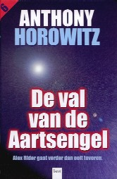 Alex Rider, boek 6, Anthony Horowitz