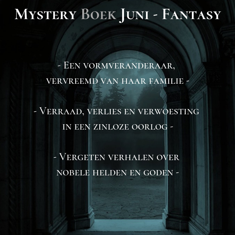 Mystery Boek Juni - Fantasy