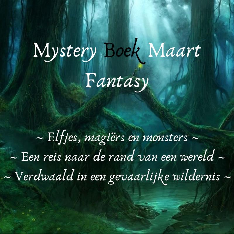 Mystery Boek Maart - Fantasy